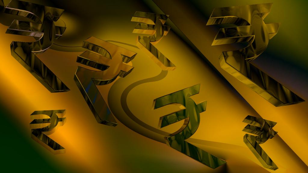 Rupee Gains 18 Paise Against Dollar